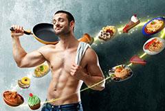 alimentation après musculation