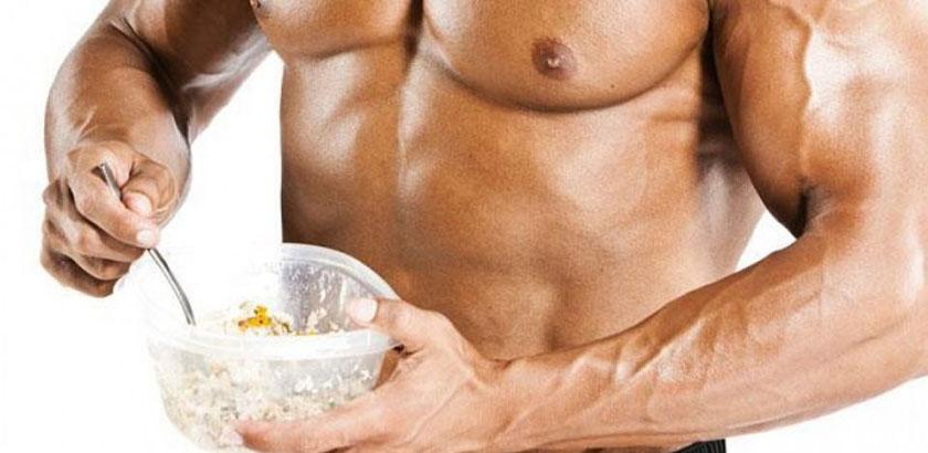 galette de riz prise de masse