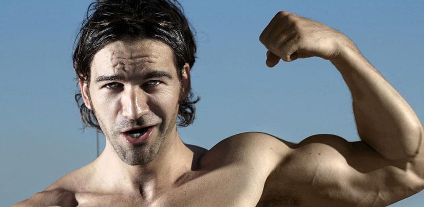 muscler biceps sans matériel