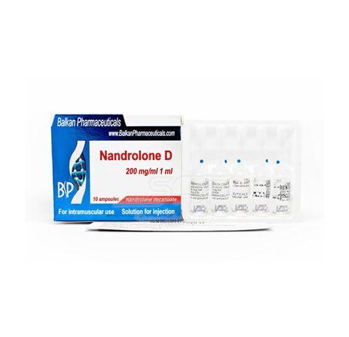 Nandrolone D de Balkan Pharmaceuticals