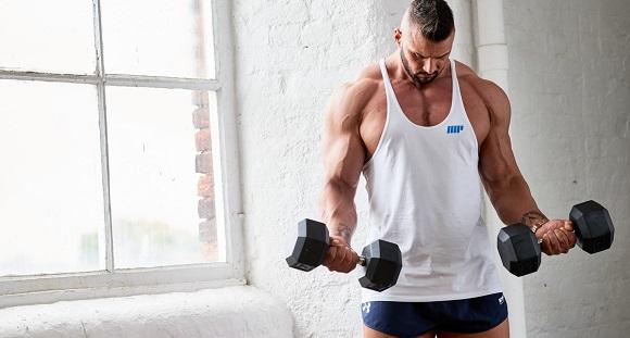 exercice de fibres musculaires